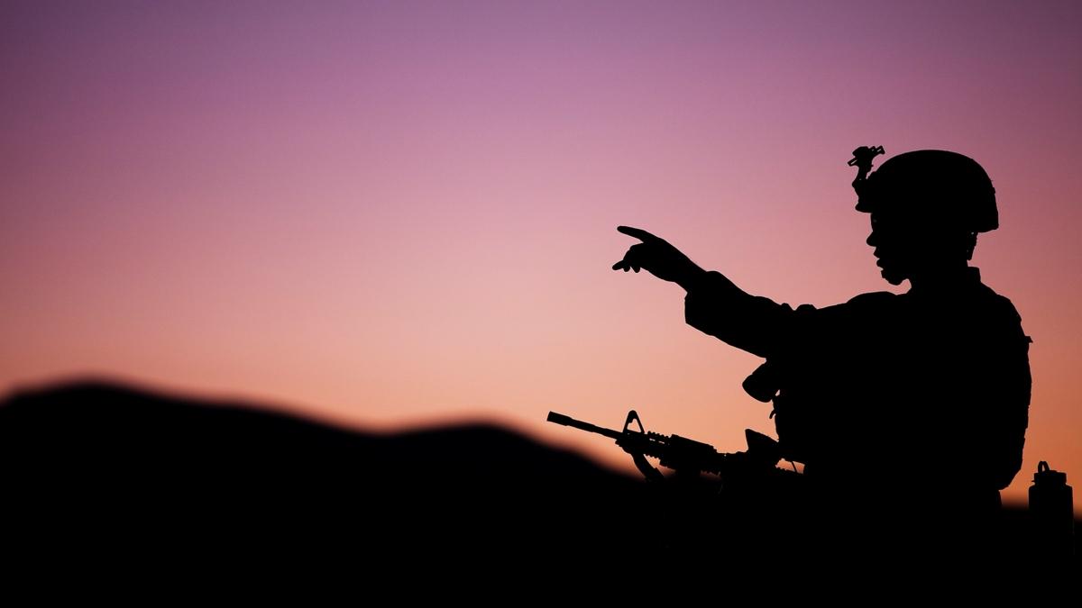 Afghanistan, soldat