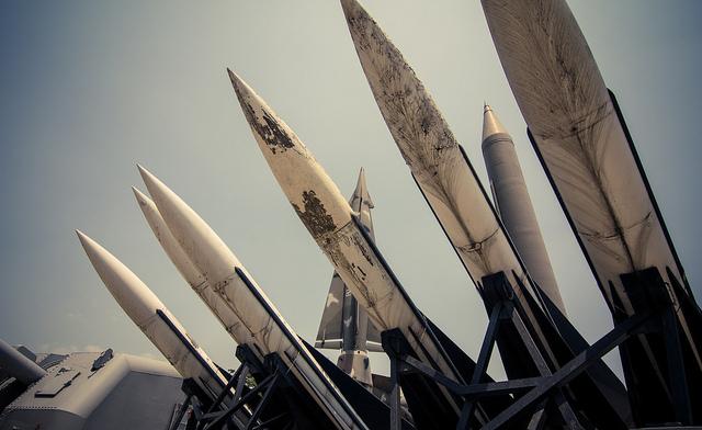 Bilde av atomvåpen