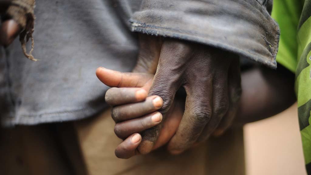 Bistand Kongo
