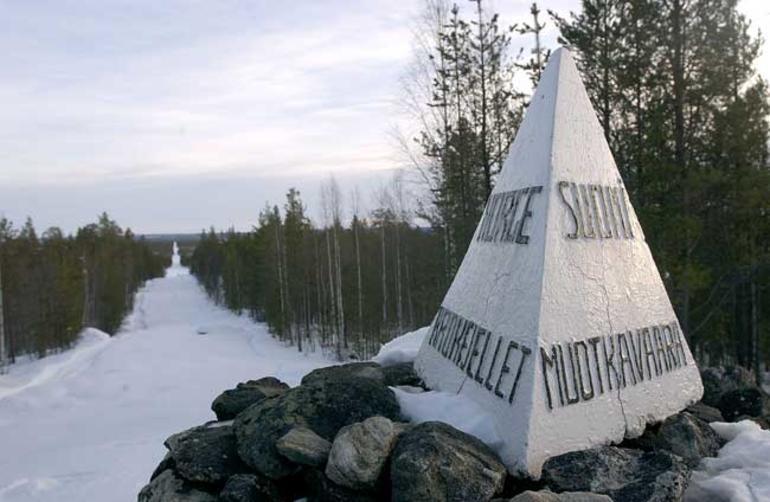 hvilke fylker ligger i nord norge