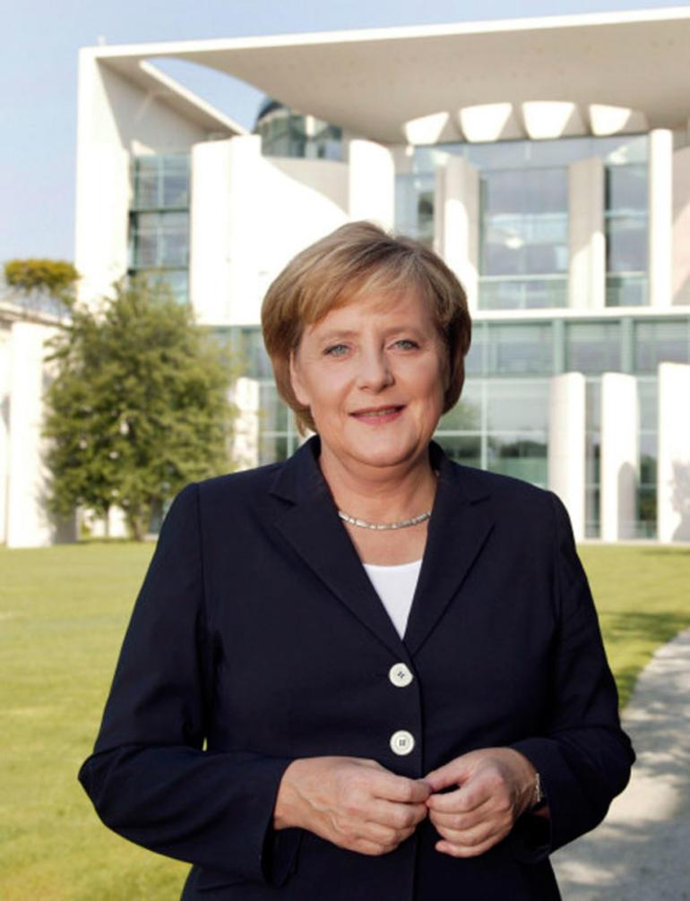 Bilde av Angela Merkel