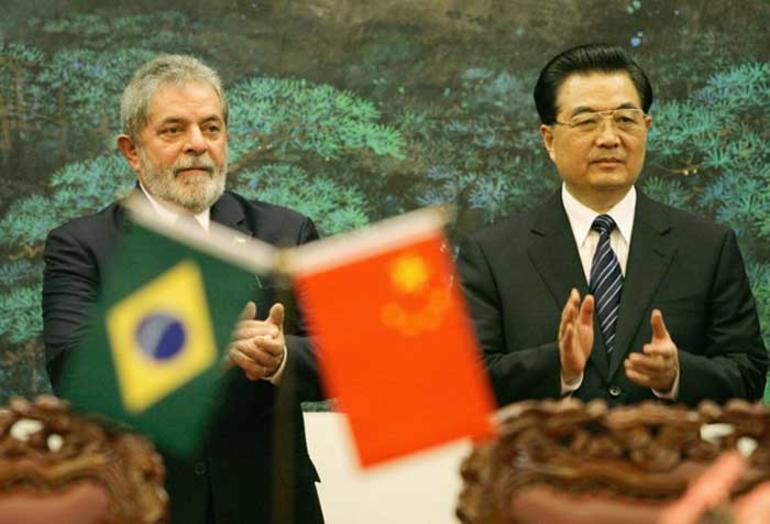 Lula og Jintao