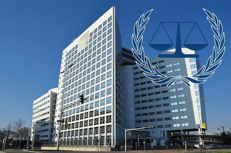 Bilde av Den internasjonale domstolen i Haag, Nederland