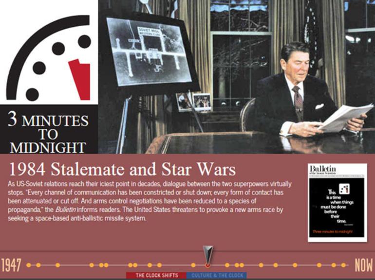 Reagan og Star wars