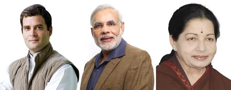 Indiske politikere