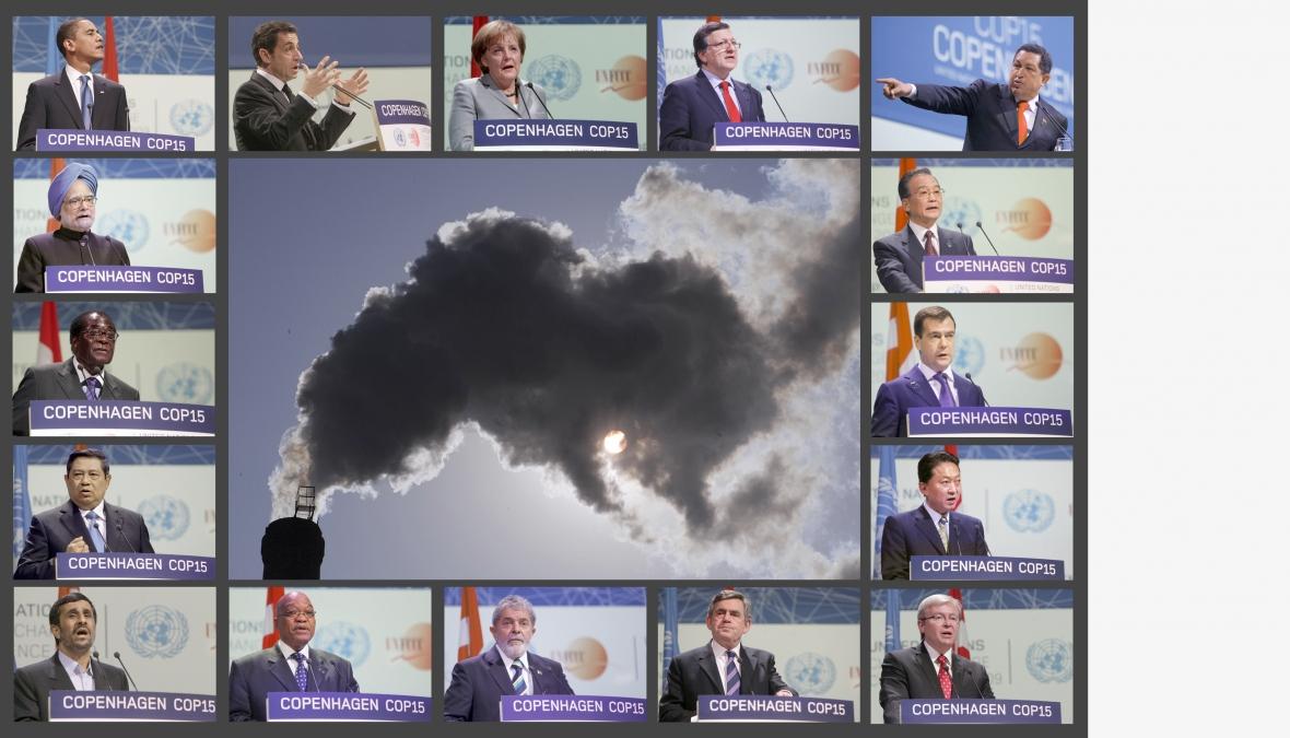 bilder av mange statsledere