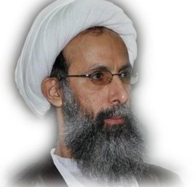 Bilde av den henrettede Nimr Al Nimr