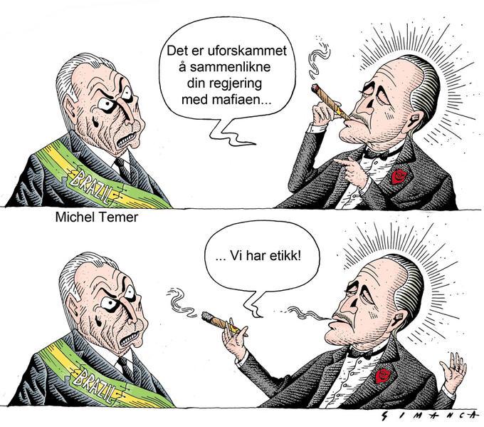 korrupsjonssaker i norge