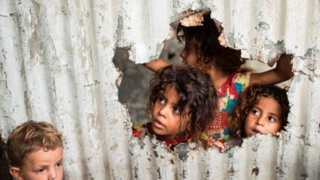 Palestinske barn