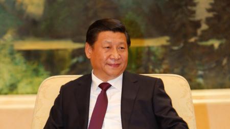 Bildet viser Kinas president Xi Jinping